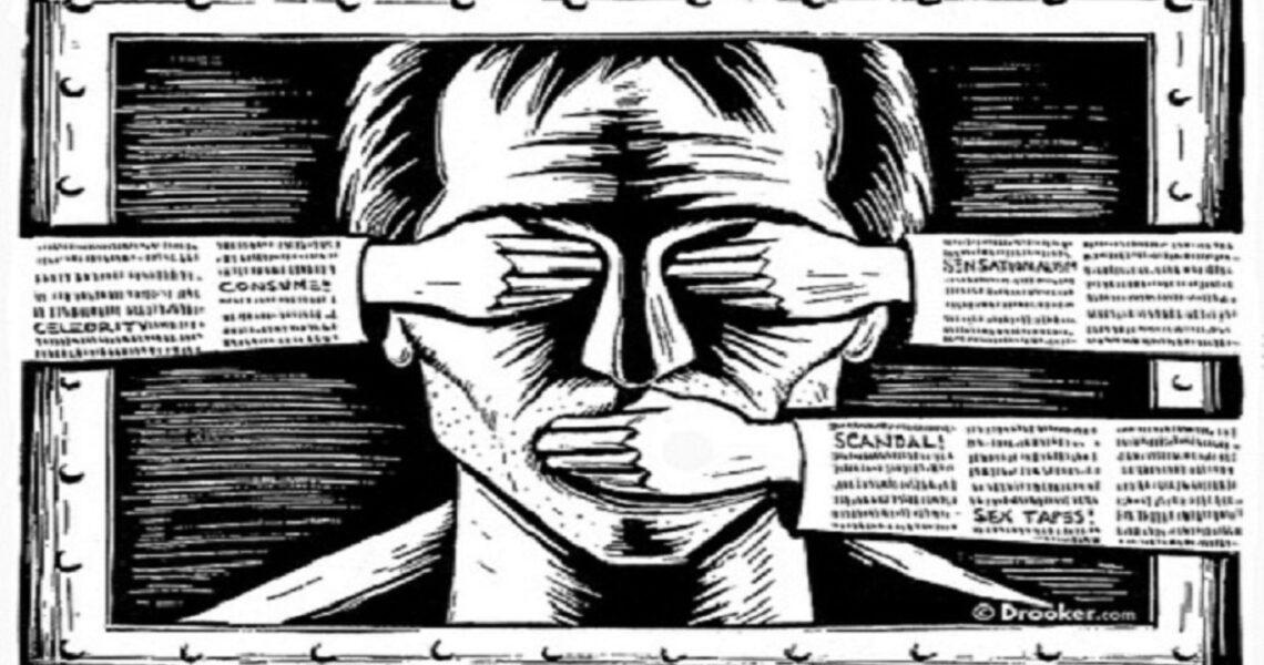 Véleménynyilvánítás szabadsága, az erodálódott alapjog